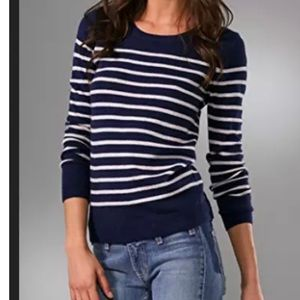 American Vintage striped nautical sweater size s